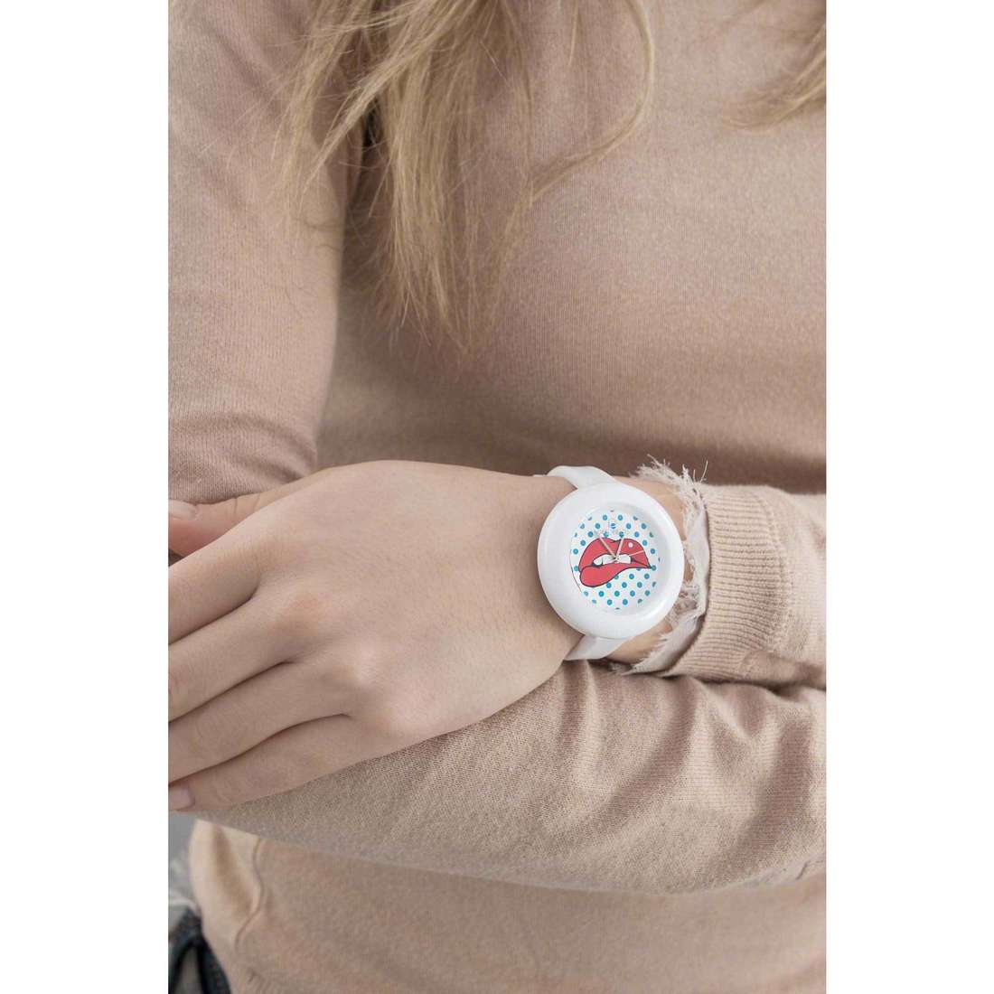 Ops Objects seul le temps Ops!Pop femme OPSPW-271 indosso