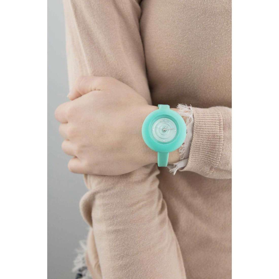 Ops Objects seul le temps Ops!Raindrop femme OPSPW-291 indosso