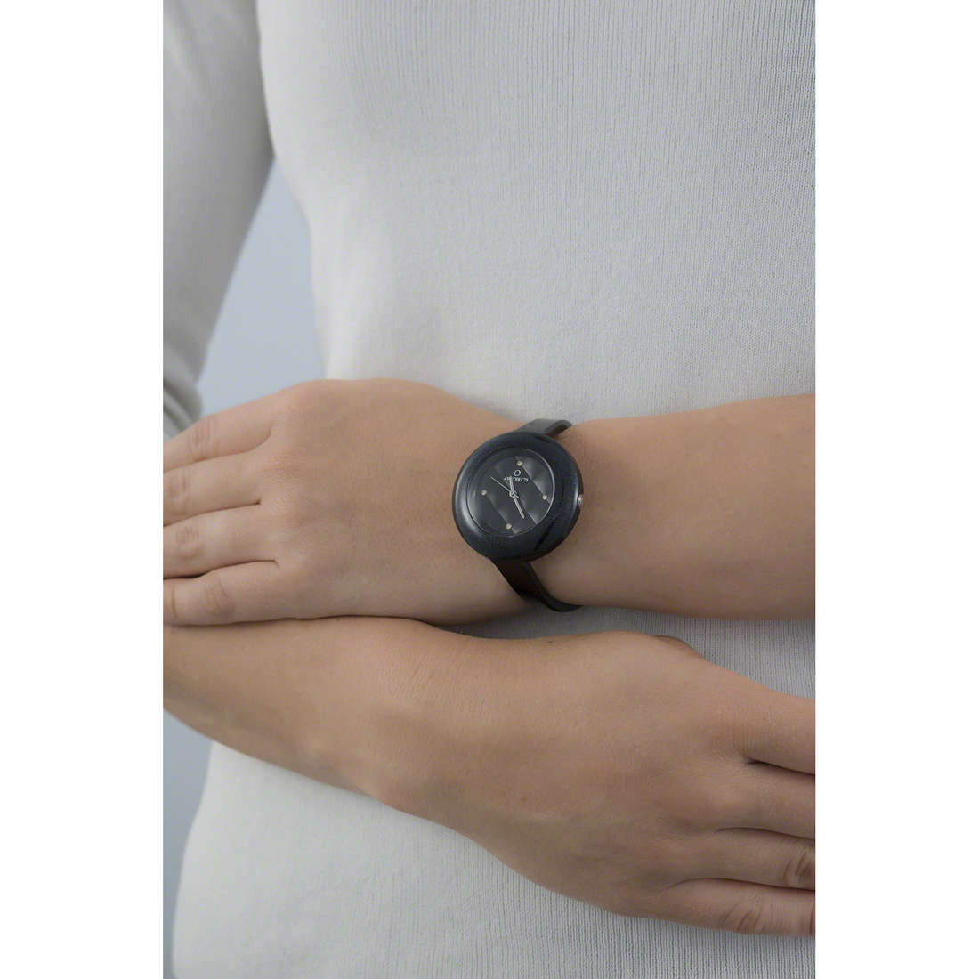 Ops Objects seul le temps Pearl femme OPSPW-181 indosso