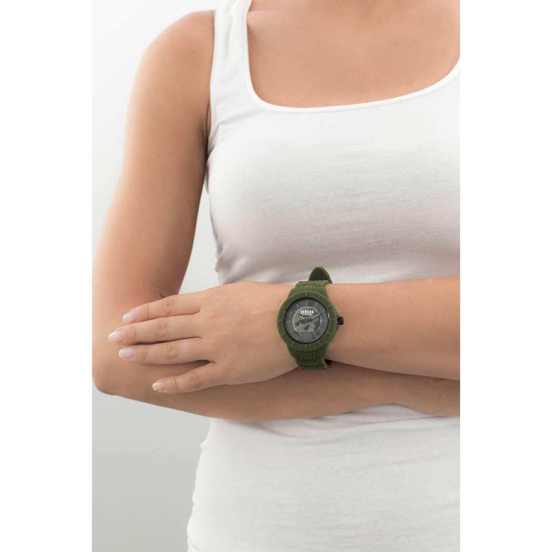 Versus seul le temps Tokyo R femme SOY110016 indosso