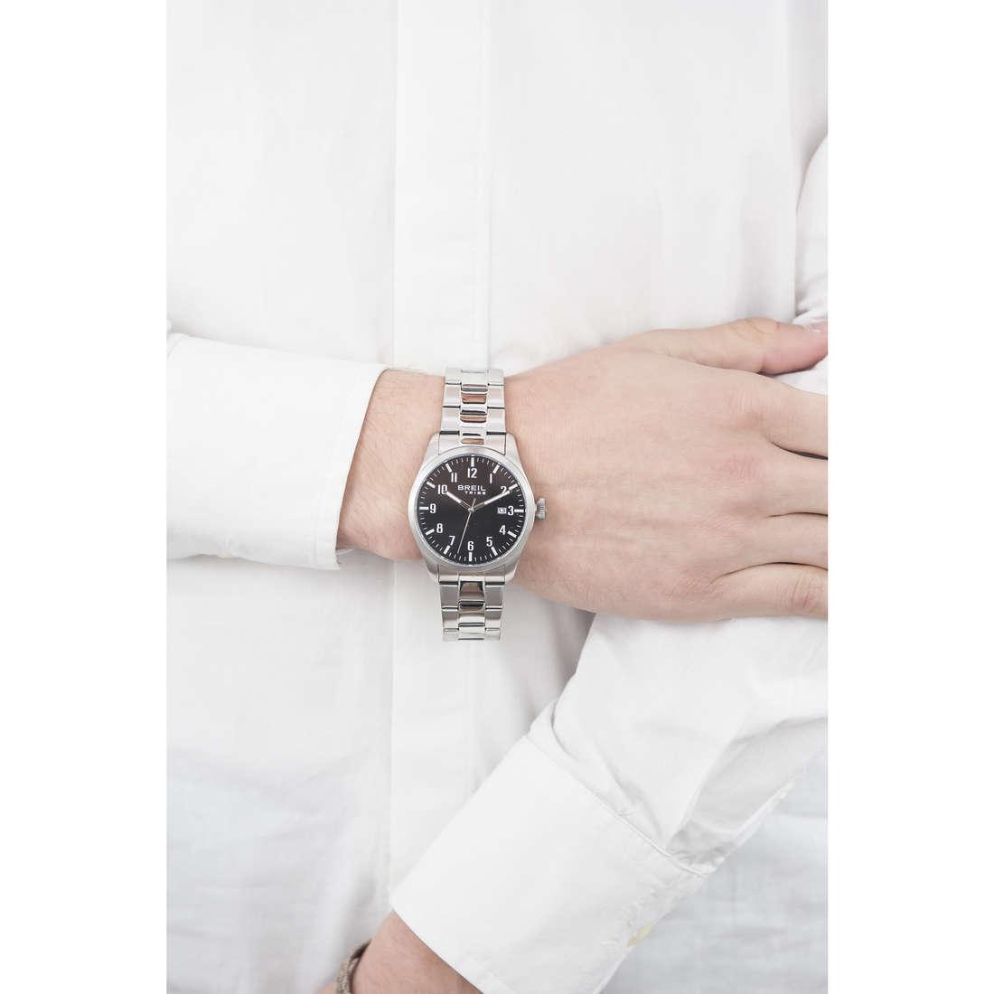 Breil seul le temps Classic Elegance Extension homme EW0232 photo wearing