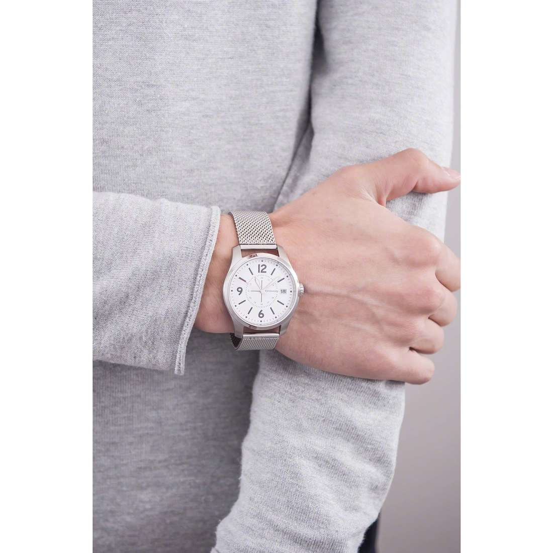 Brosway seul le temps W2 homme WW205 indosso