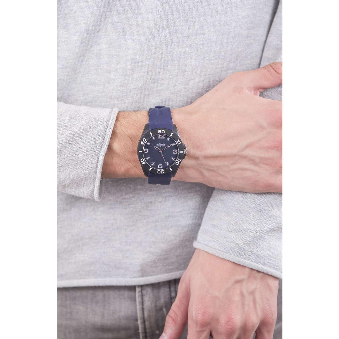 Chronostar seul le temps Dynamic homme R3751254002 indosso