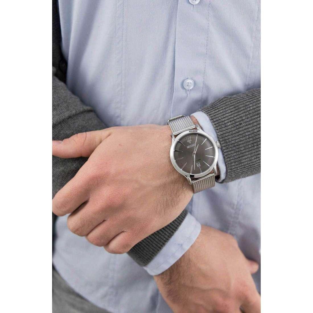 Maserati seul le temps Epoca homme R8853118002 indosso