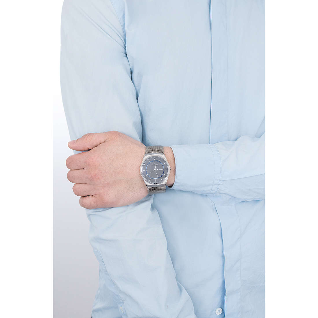 Skagen seul le temps Melbye homme SKW6078 photo wearing