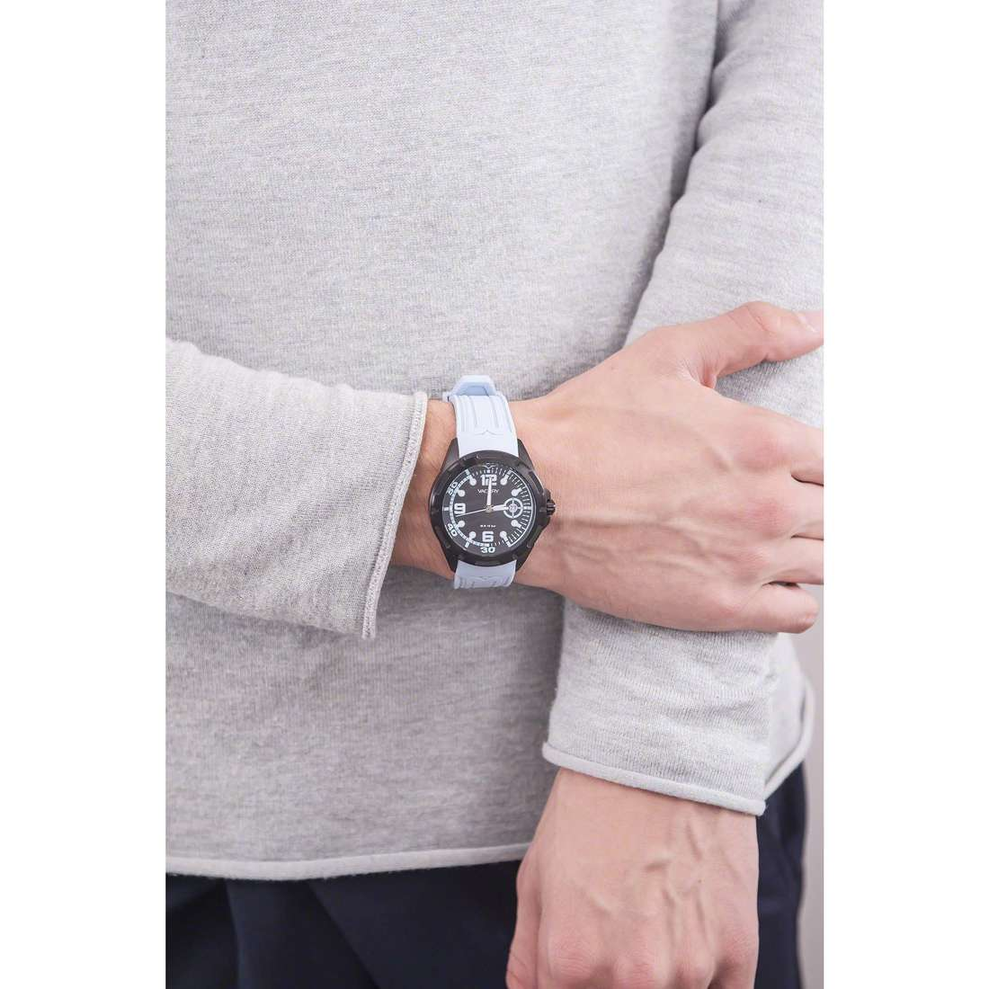 Vagary By Citizen seul le temps homme IB6-442-52 indosso
