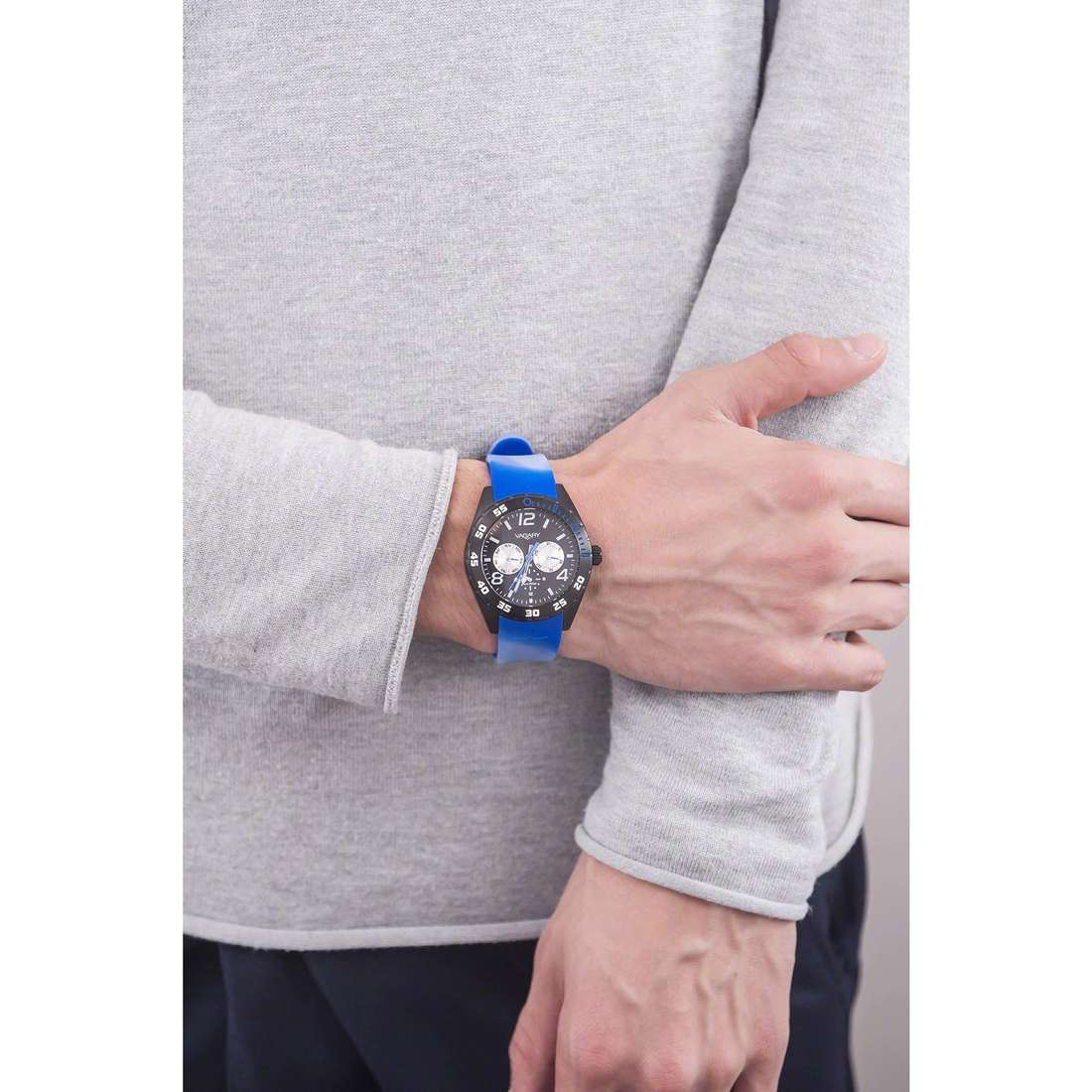 Vagary By Citizen seul le temps homme VH1-046-50 indosso