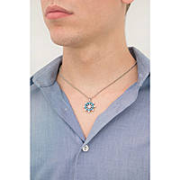necklace man jewellery 2Jewels Navy 251388