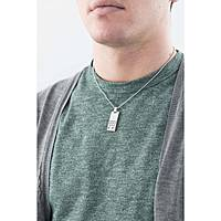 necklace man jewellery Breil HighVoltage TJ1413