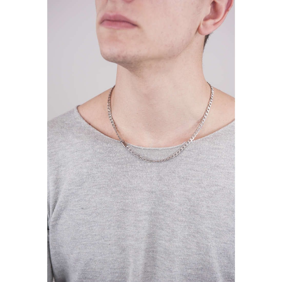 Breil necklaces man TJ1980 indosso