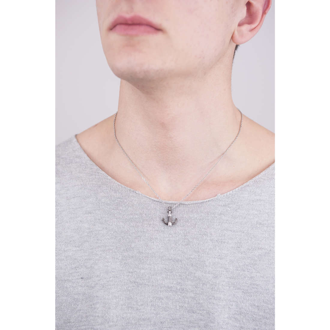 Brosway necklaces Bounty man BOU03 indosso
