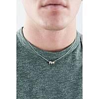 necklace man jewellery Brosway Octagons BOC04