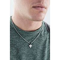 necklace man jewellery Brosway Sign BGN01