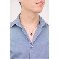 necklace man jewellery Brosway Spike BSK02