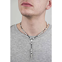 necklace man jewellery Cesare Paciotti Faith JPCL1108B