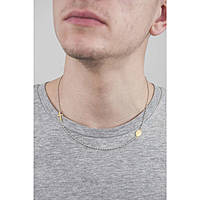 necklace man jewellery Cesare Paciotti JPCL1239B