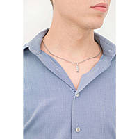 necklace man jewellery Comete Acciaio UGL 363
