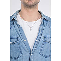 necklace man jewellery Comete Acciaio UGL 430