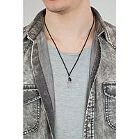 necklace man jewellery Comete Argento 925 UGL 493