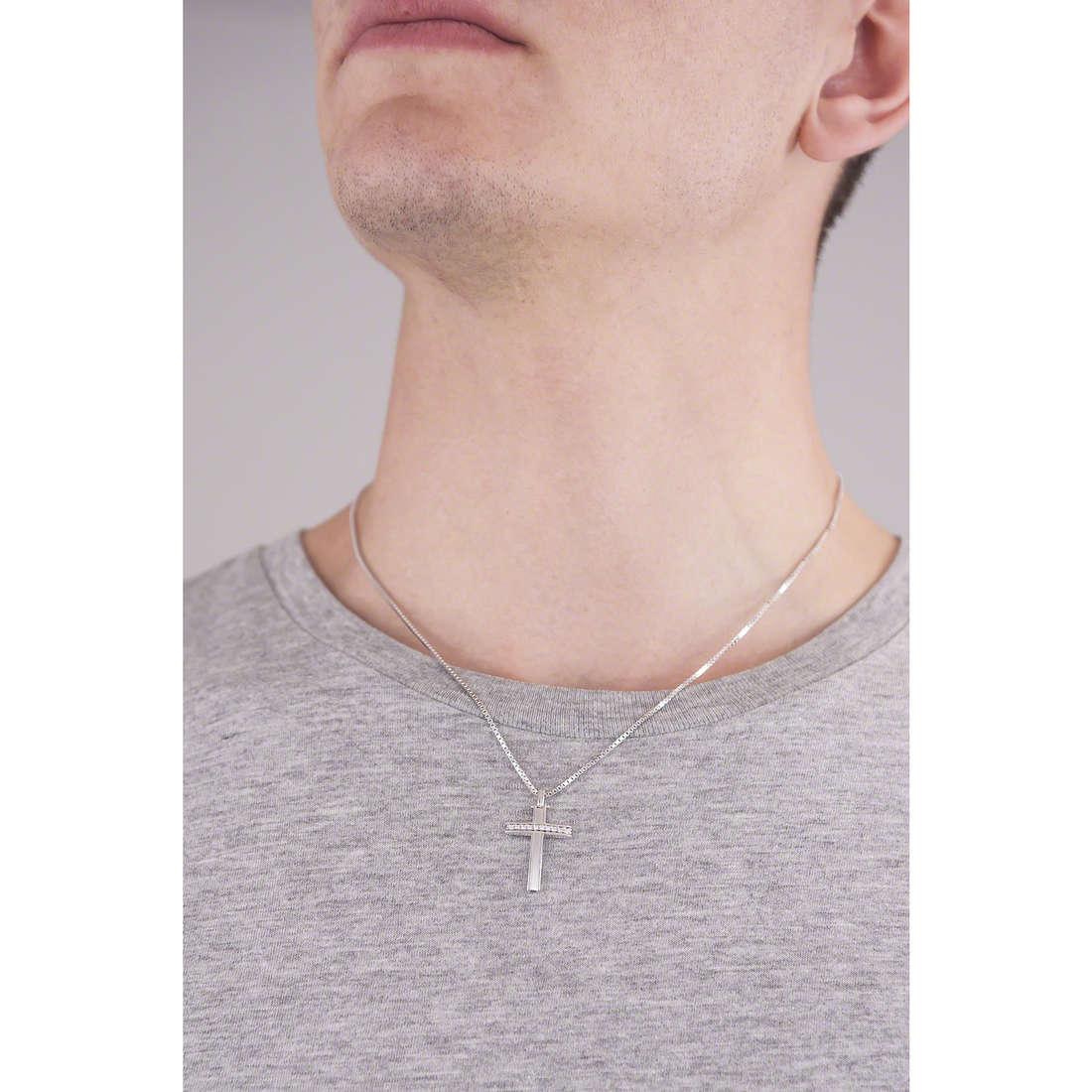 Comete necklaces Business man UGL 566 indosso