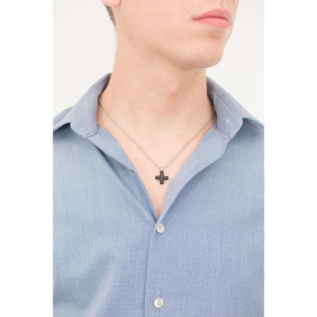 Comete necklaces Jazz man UGL 480 photo wearing