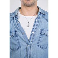 necklace man jewellery Luca Barra LBCA108