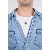 necklace man jewellery Luca Barra LBCA175