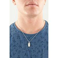 necklace man jewellery Luca Barra LBCA311