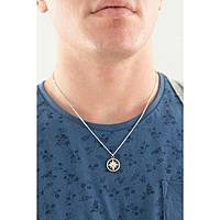 necklace man jewellery Luca Barra LBCA325