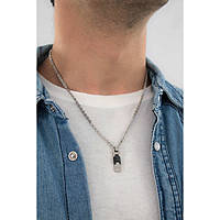 necklace man jewellery Morellato Boules SACU02