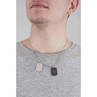 necklace man jewellery Morellato Cross SAHU01