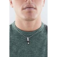necklace man jewellery Morellato Stile SAGH04