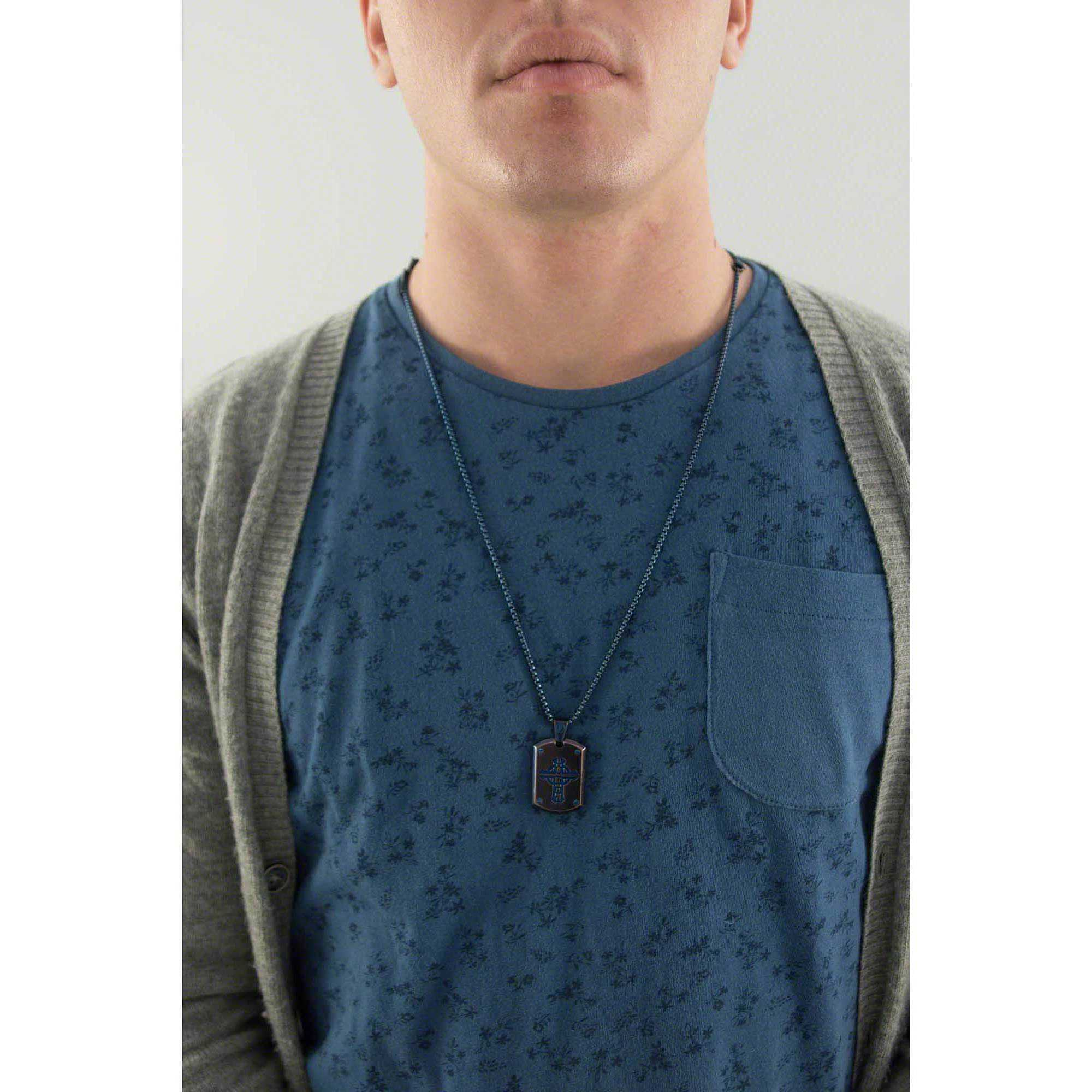Necklace man jewellery police prowler s14afy01p necklaces police zoom aloadofball Gallery