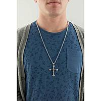 necklace man jewellery Police Saint S14TM01P