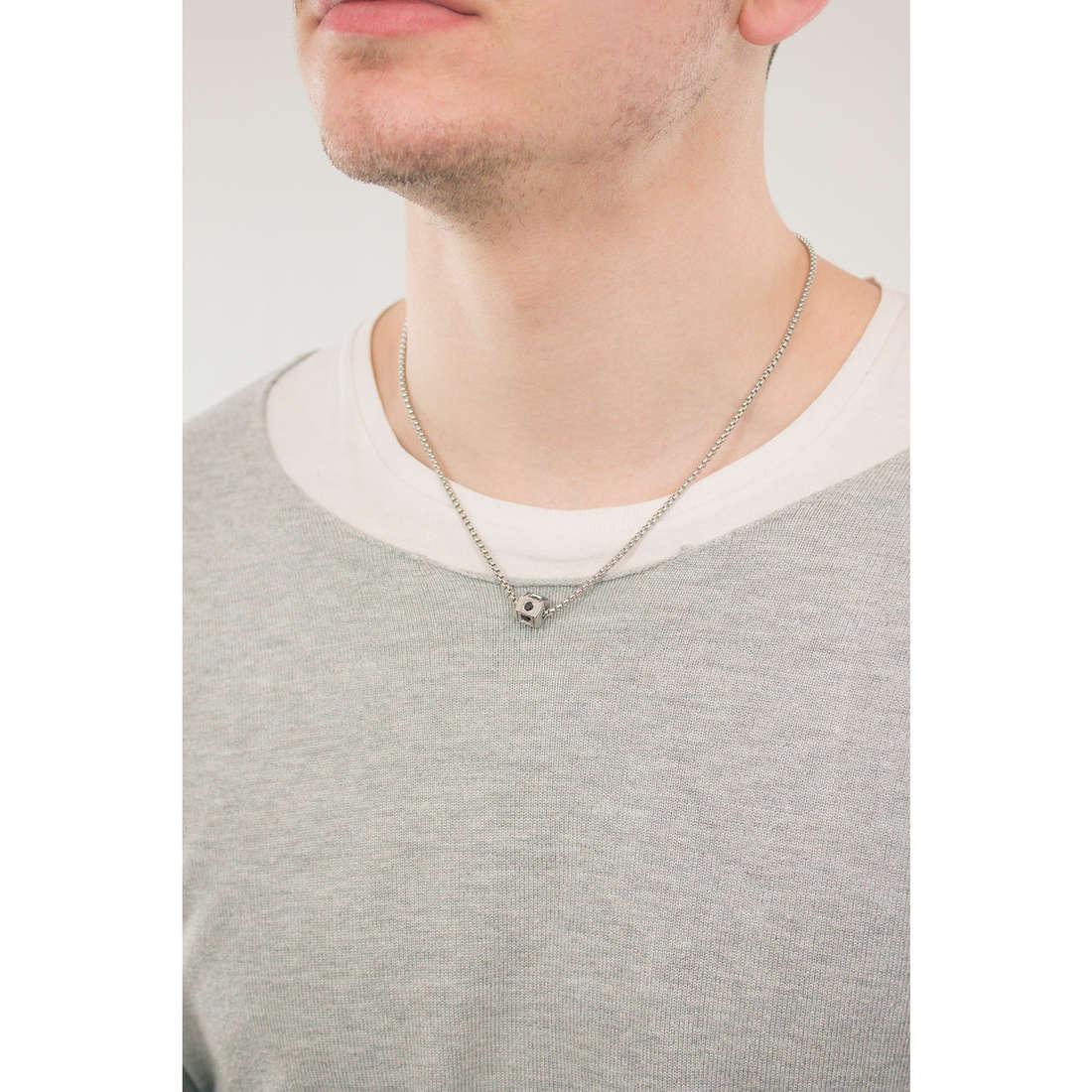 Sagapò necklaces Hari man SHI01 photo wearing