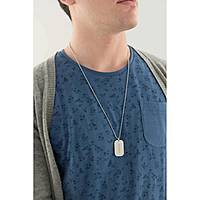 necklace man jewellery Sagapò Tag.Me SGM26
