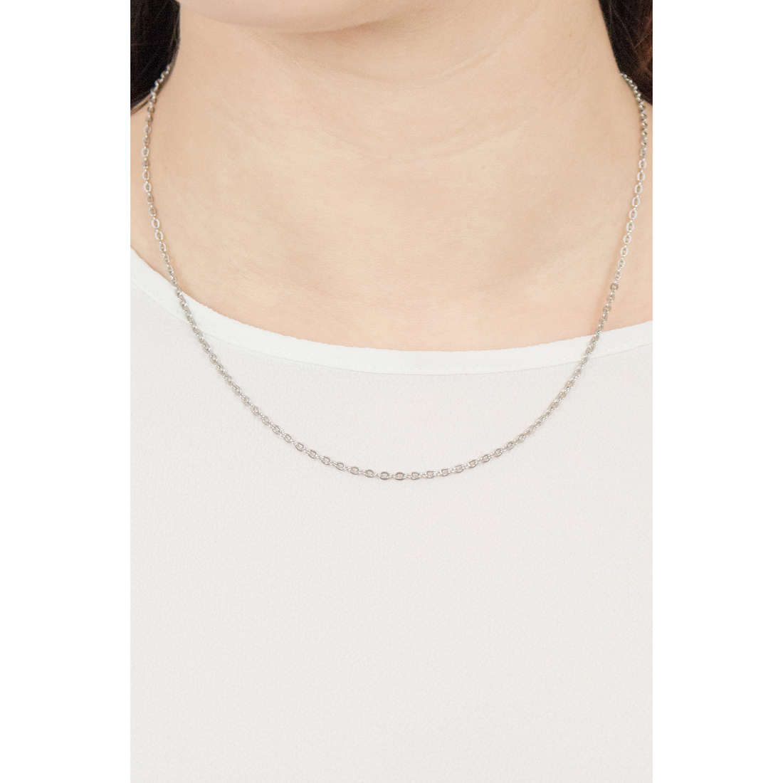 Brosway necklaces Tres Jolie Mini woman BBCT16 photo wearing