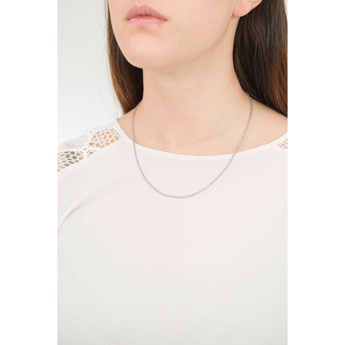 Brosway necklaces Tres Jolie Mini woman BBCT17 photo wearing