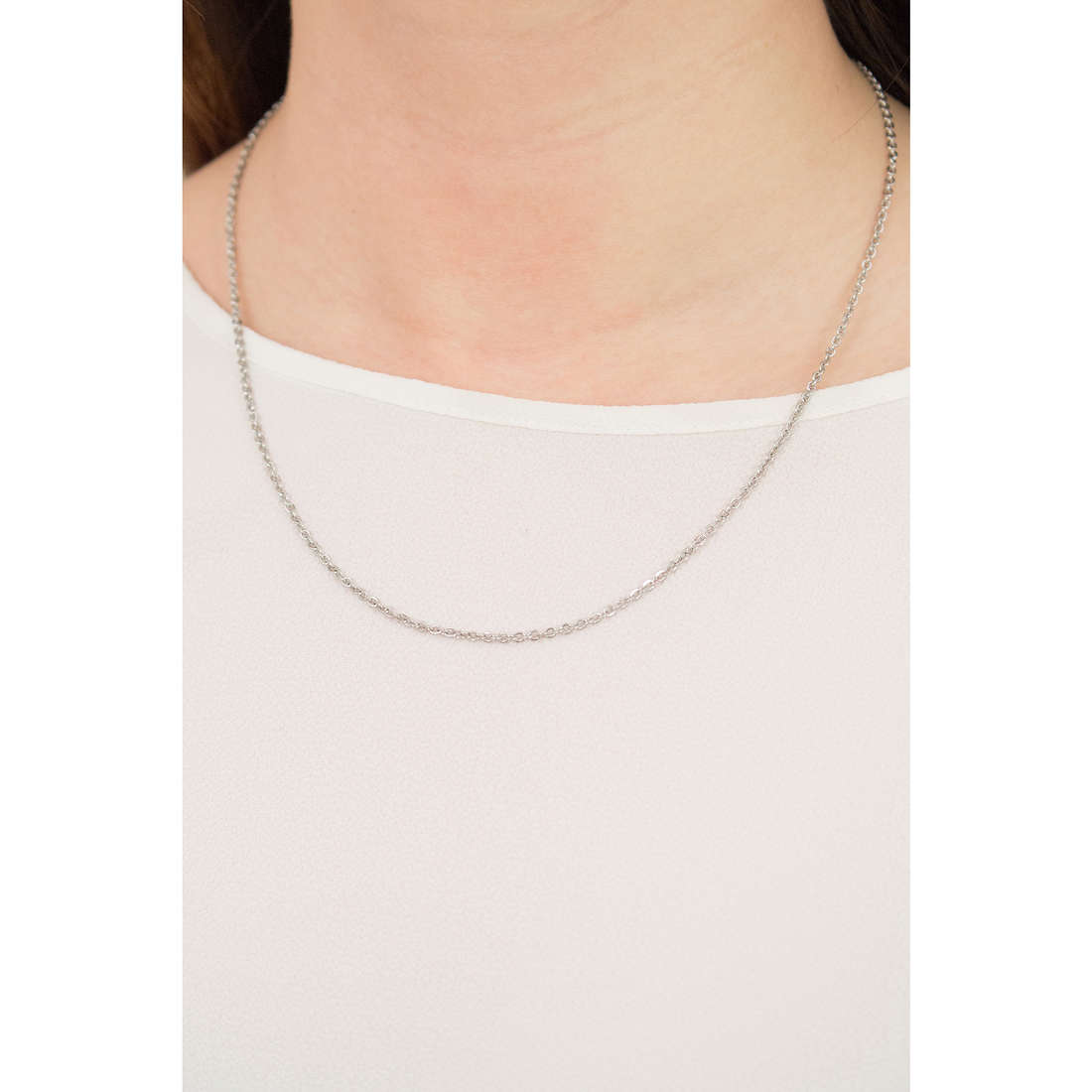 Brosway necklaces Tres Jolie Mini woman BBCT17 indosso