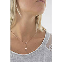 necklace woman jewellery Amen Croce CLCHR
