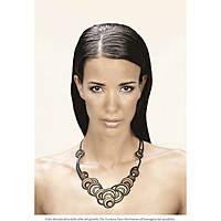 necklace woman jewellery Batucada Dancing Circles BTC8-01-01-01BY