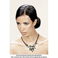 necklace woman jewellery Batucada Flame BTC5-01-01-01ORO