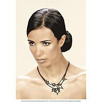 necklace woman jewellery Batucada Japanese Flower BTC5-01-01-02ORO