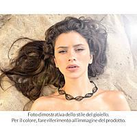 necklace woman jewellery Batucada Waves BTC16-09-01-03BL