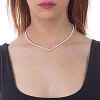 necklace woman jewellery Boccadamo Perle GR634