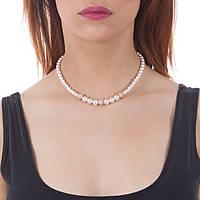 necklace woman jewellery Boccadamo Perle GR638RS