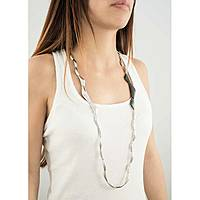 necklace woman jewellery Breil Flowing TJ1819