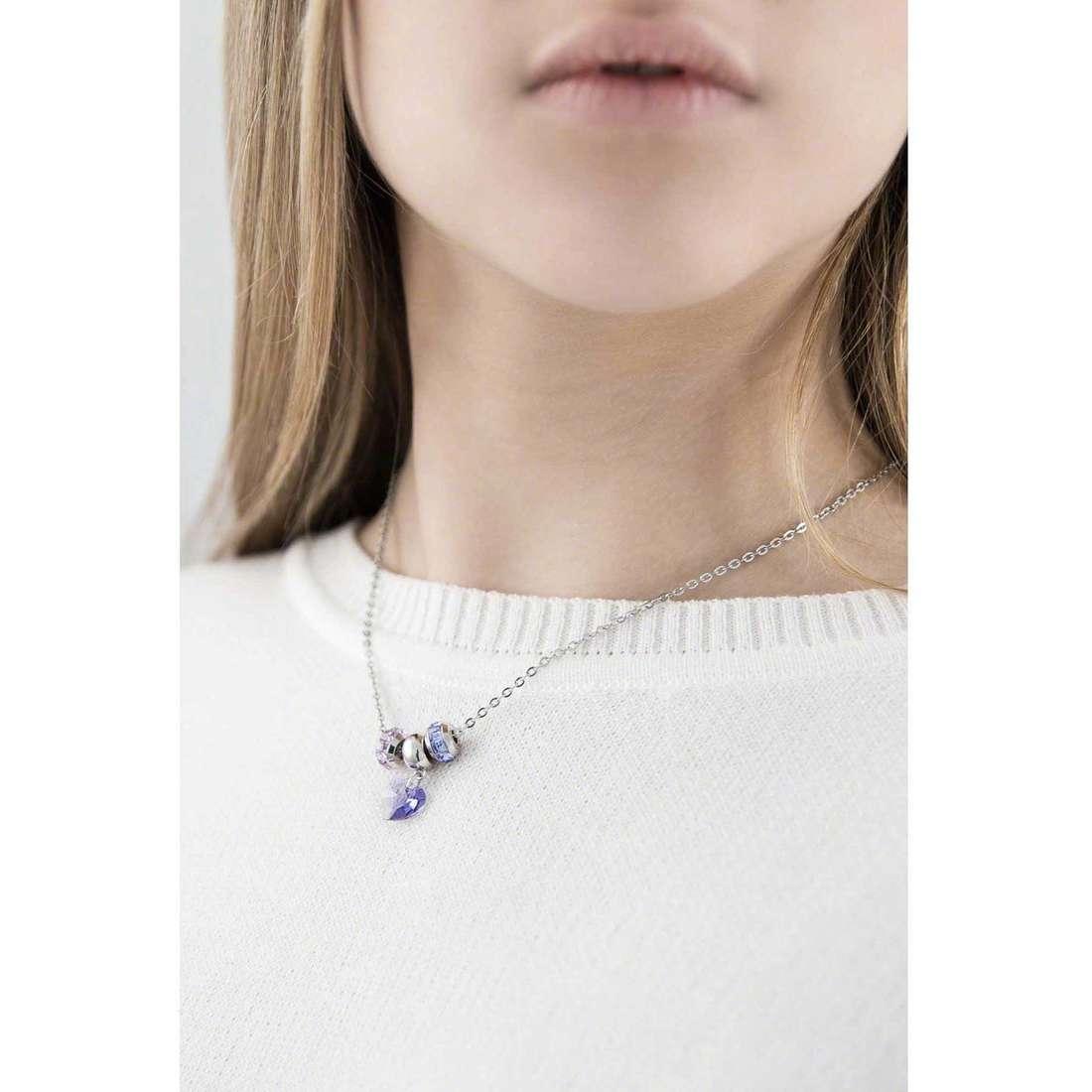 Brosway necklaces Tres Jolie Mini woman BTJMS01 indosso