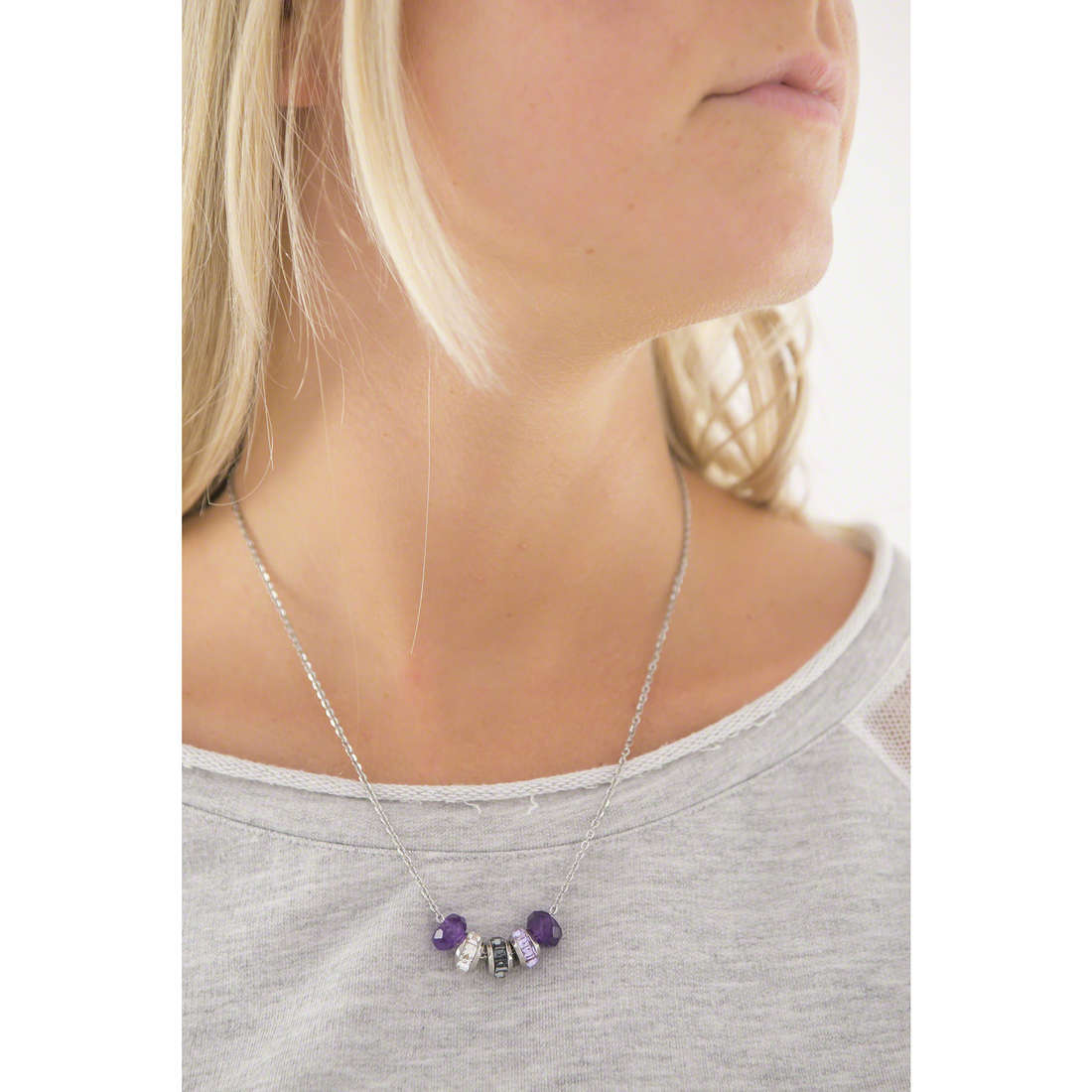 Brosway necklaces Tres Jolie Mini woman BTJMS03 indosso