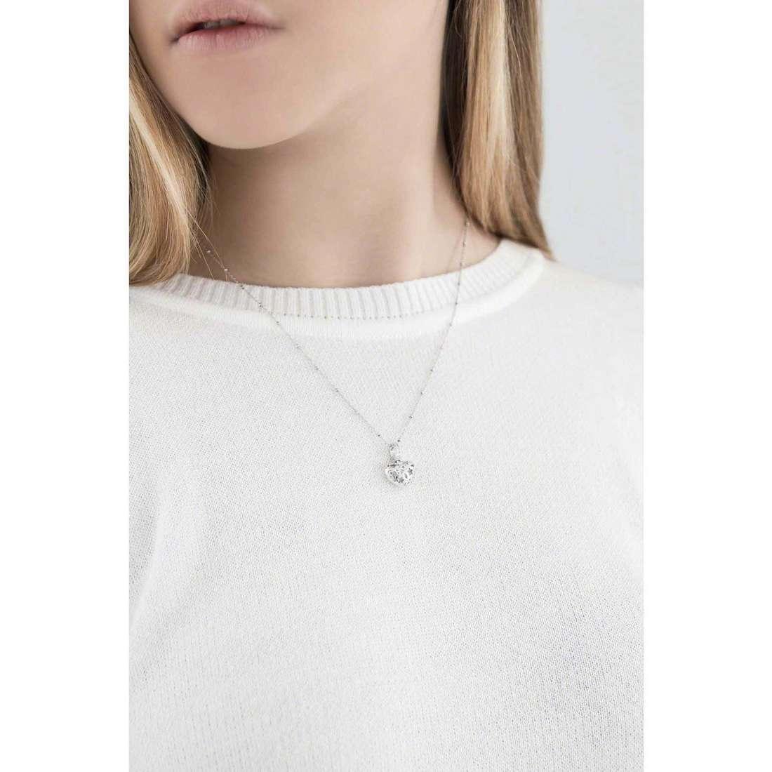 Comete necklaces Segreto woman GLA 101 indosso